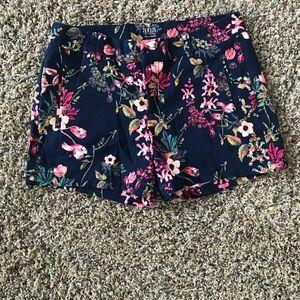 A.N.A. Twill shorts